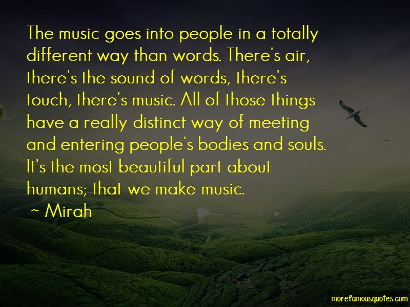 Quotes About Souls Meeting