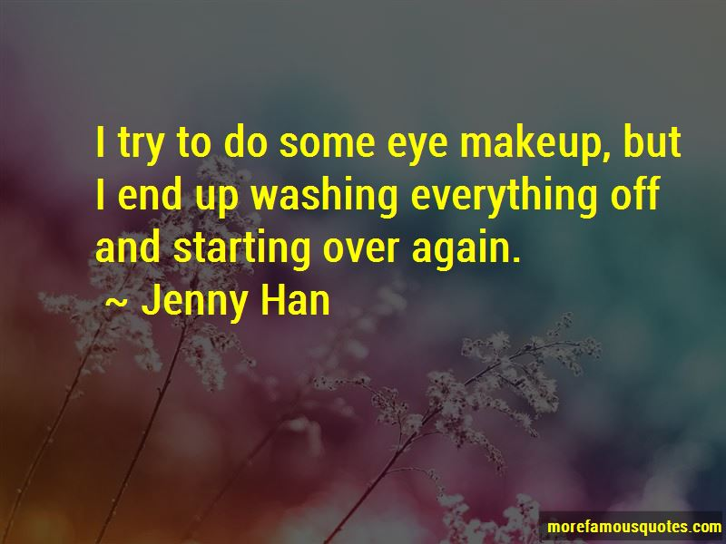 Quotes About Starting Over Again