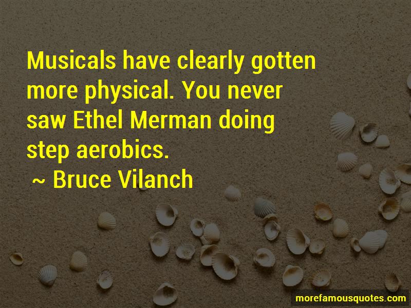 Quotes About Step Aerobics