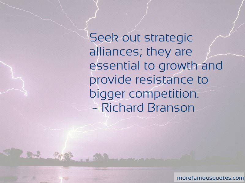 Strategic Alliances Quotes Pictures 3