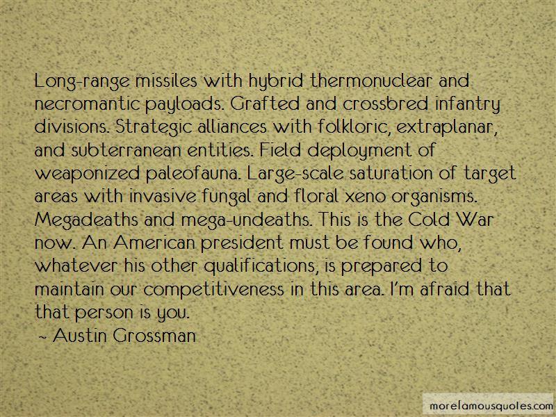 Quotes About Strategic Alliances
