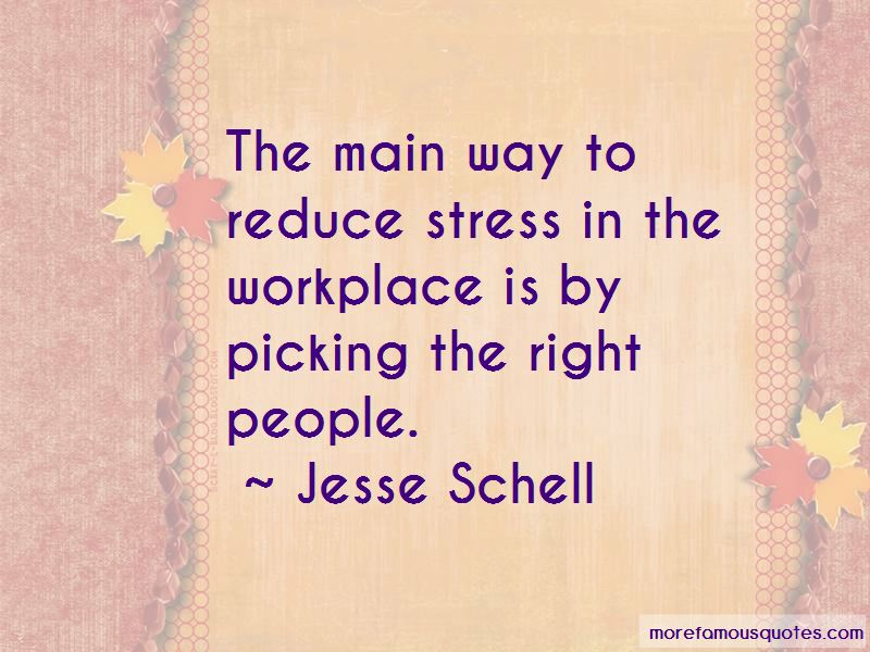 Quotes About Stress At Workplace