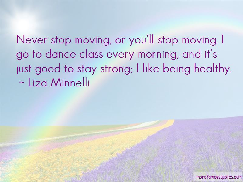 Strong And Moving On Quotes Pictures 4