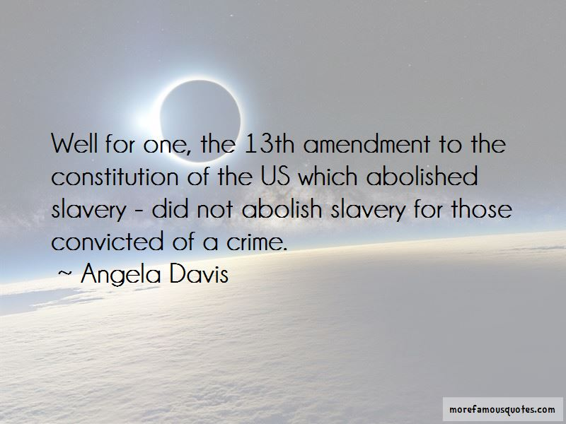 13th amendment to the constitution of 15th amendment gave african americans the right to vote the 13th, 14th, 15th amendments were added to the constitution during the reconstruction to.