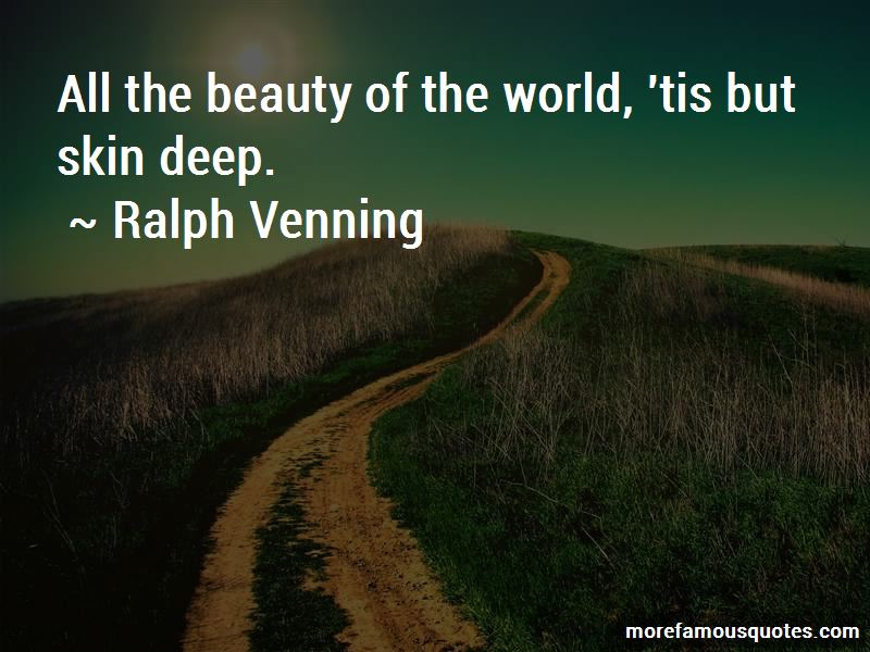 Quotes About The Beauty Of The World