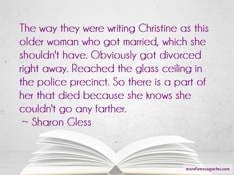 The Glass Ceiling Quotes Pictures 2