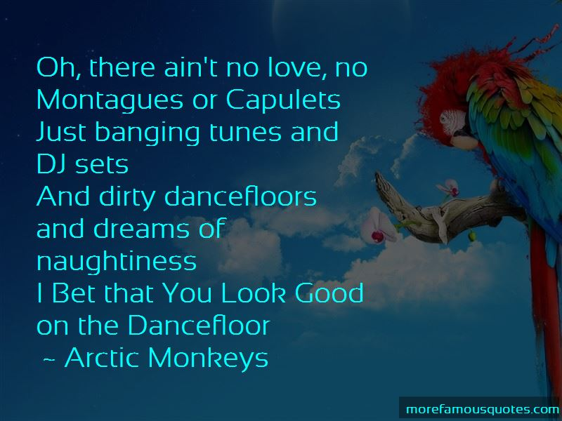Quotes About The Montagues And Capulets