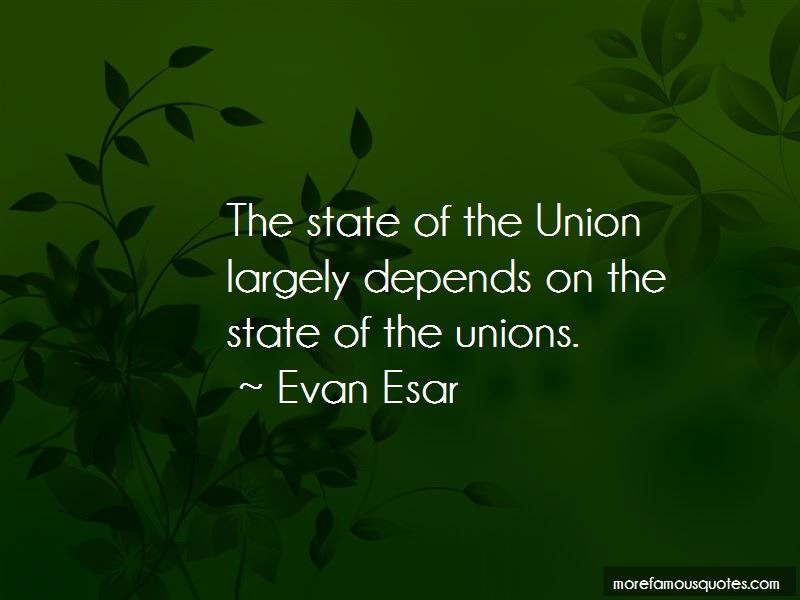 The State Of The Union Quotes Pictures 4