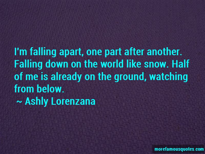 The World Falling Apart Quotes Pictures 4
