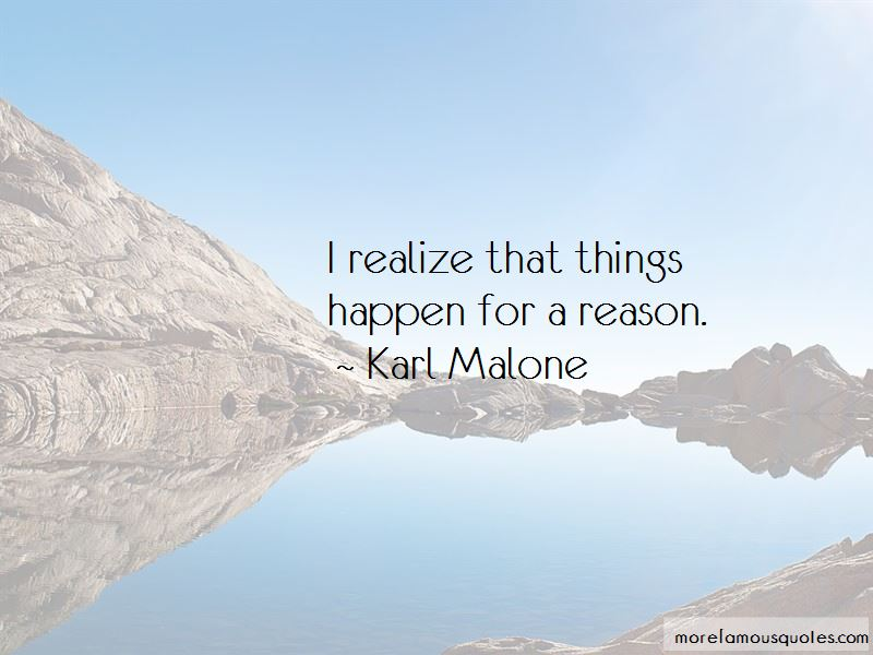 Quotes About Things Happen