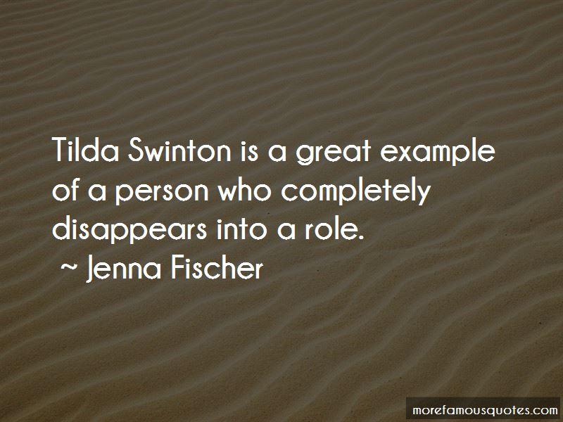 Tilda Swinton Quotes Pictures 2