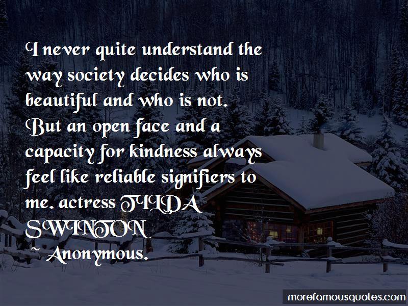 Tilda Swinton Quotes Pictures 3