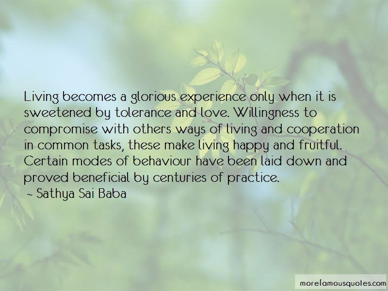 Quotes About Tolerance And Love