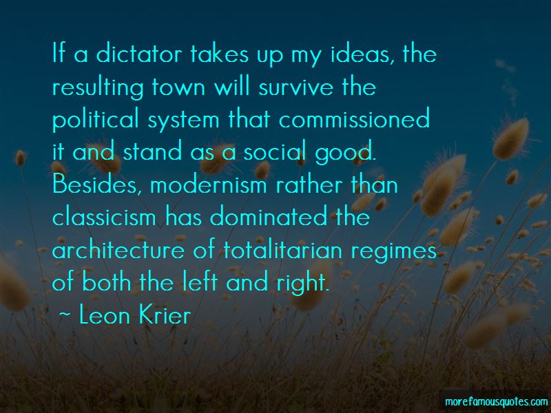 Quotes About Totalitarian Regimes