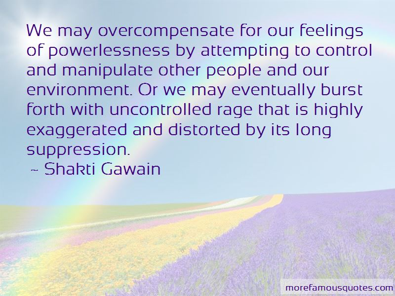 Quotes About Uncontrolled Feelings