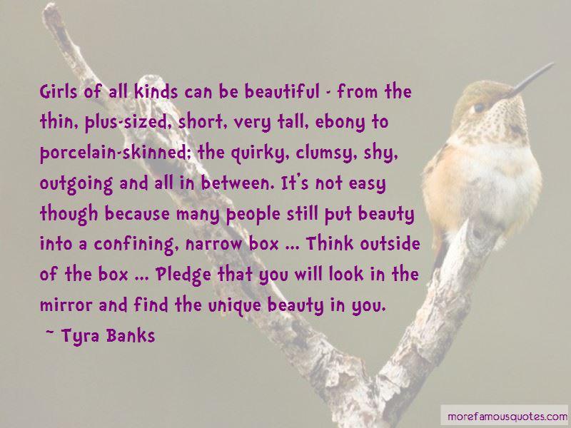 Quotes About Unique Beauty Top 63 Unique Beauty Quotes From Famous