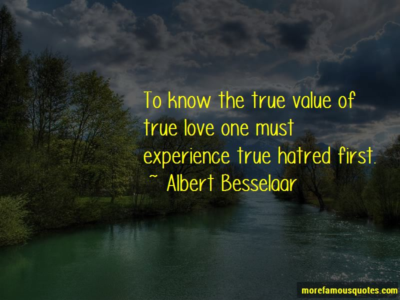 Quotes About Value Of True Love