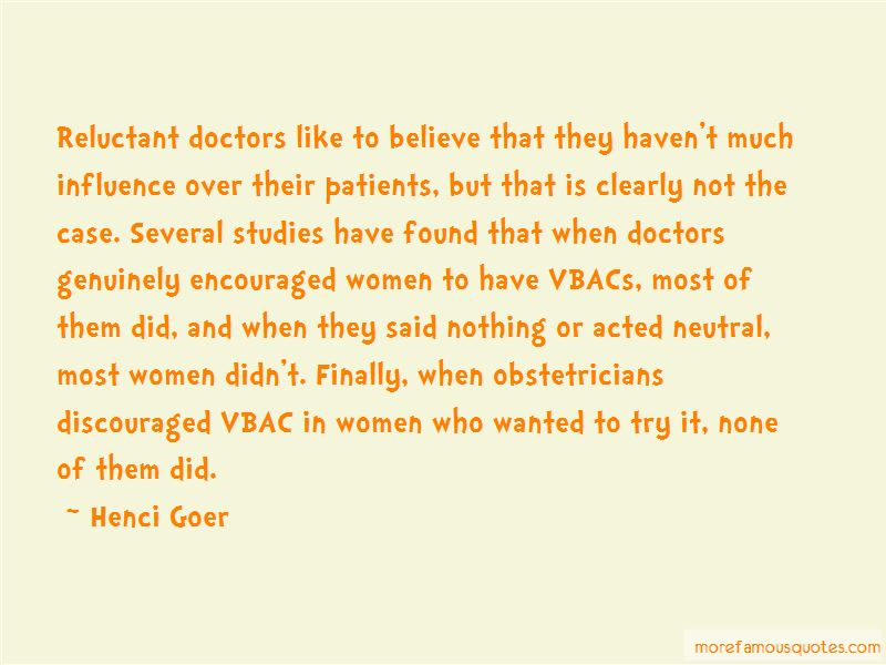 Quotes About Vbac