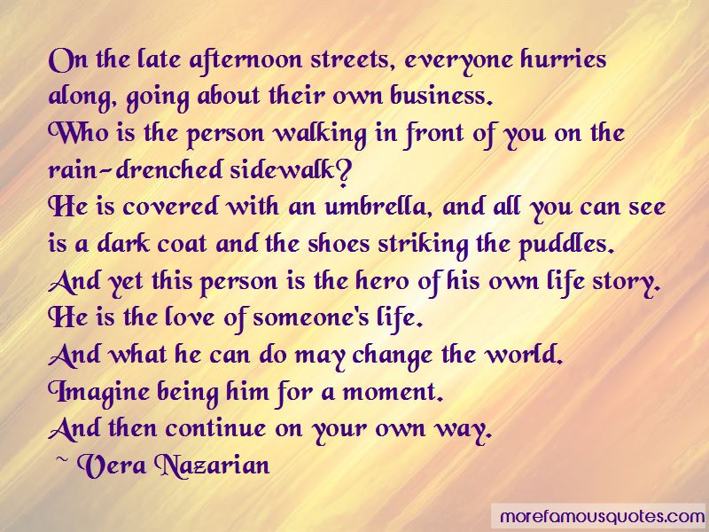 Quotes About Walking In Your Own Shoes
