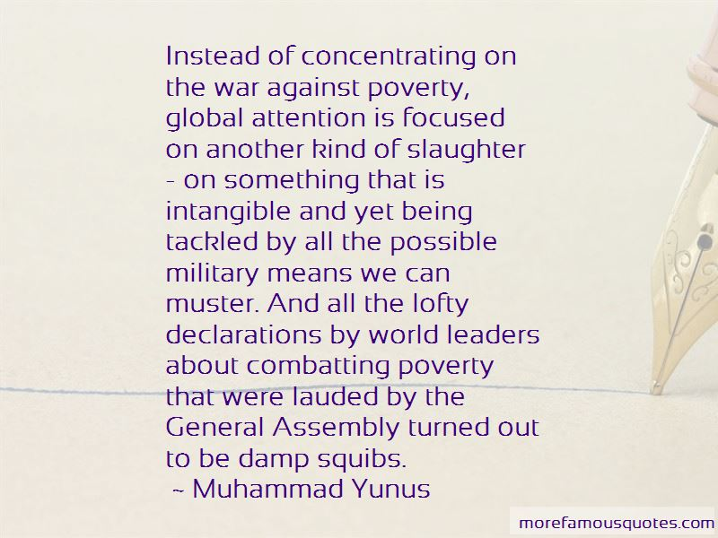 Quotes About World Leaders