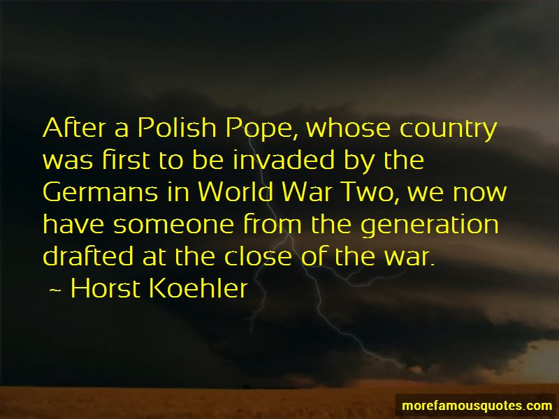 Quotes About World War Two