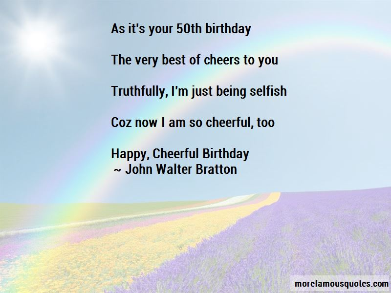 Quotes About Your 50th Birthday: top 6 Your 50th Birthday ...