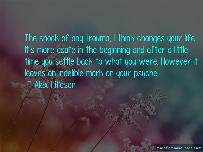 Quotes About Your Psyche