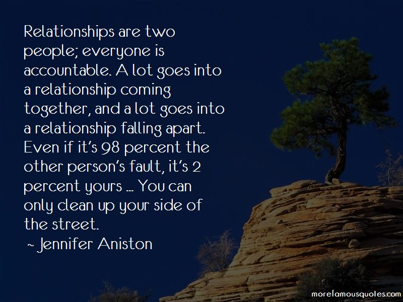 Quotes About Your Relationship Falling Apart Top 3 Your