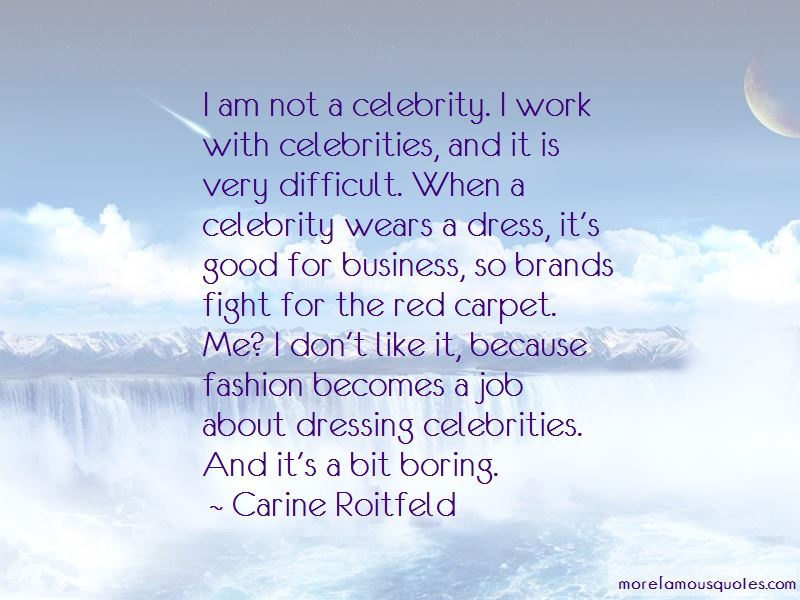 Red Carpet Fashion Quotes Pictures 2