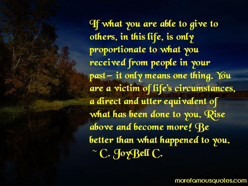 Rise Above Circumstances Quotes Pictures 2