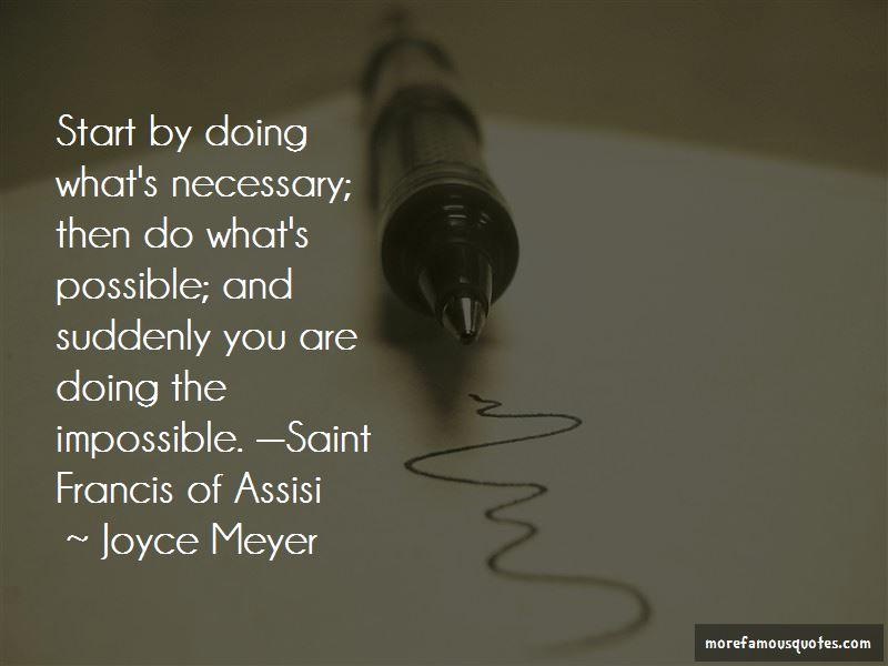 Saint Assisi Quotes