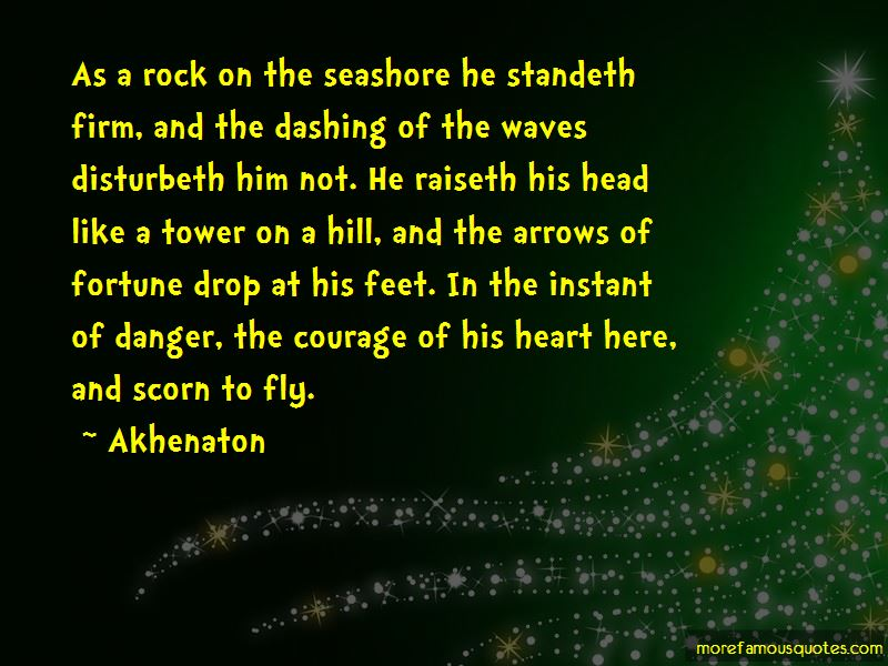 Seashore Waves Quotes Pictures 4