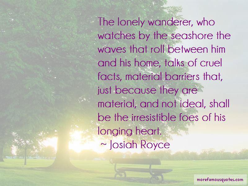 Seashore Waves Quotes