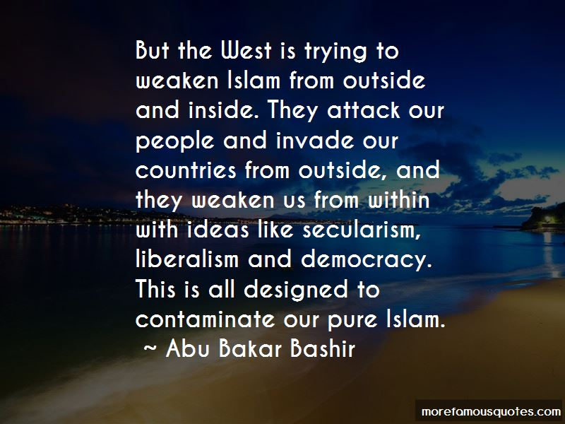 Secularism And Islam Quotes Pictures 2