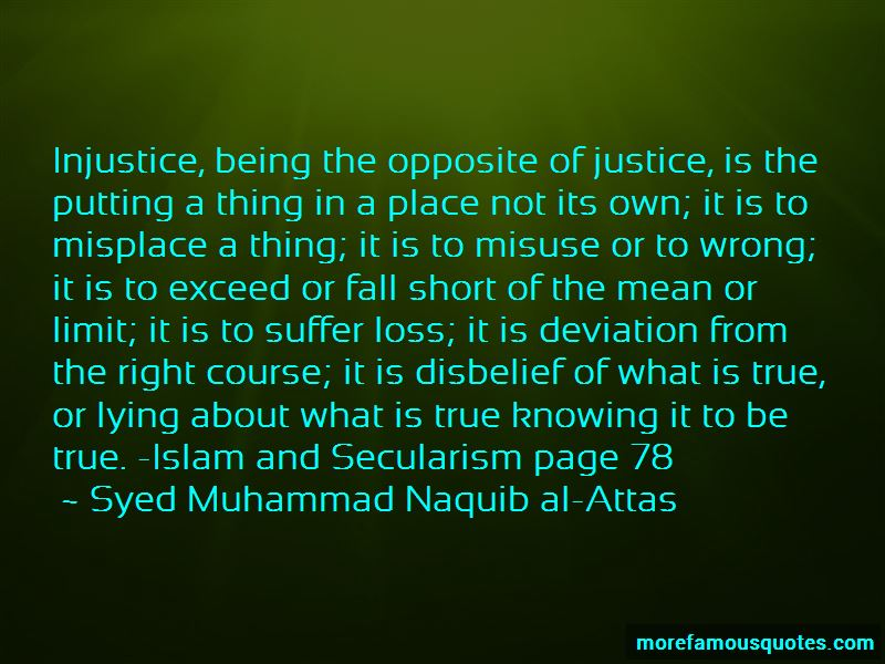 Secularism And Islam Quotes
