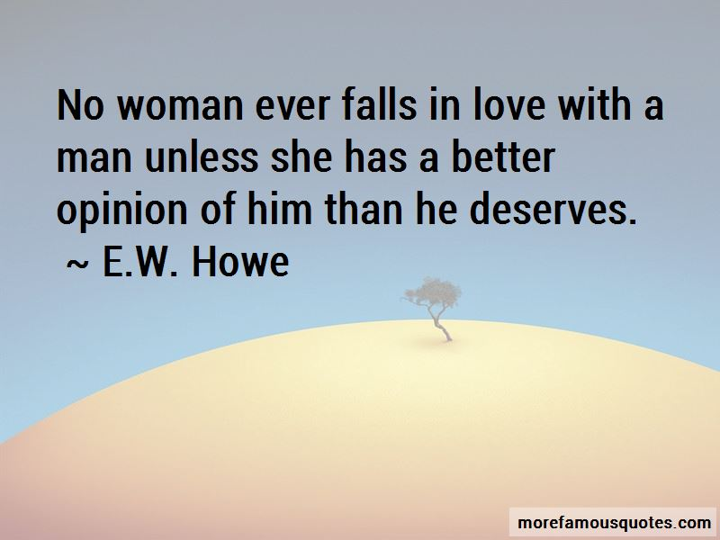 She Deserves A Better Man Quotes