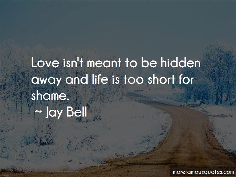 Short Hidden Love Quotes Pictures 3