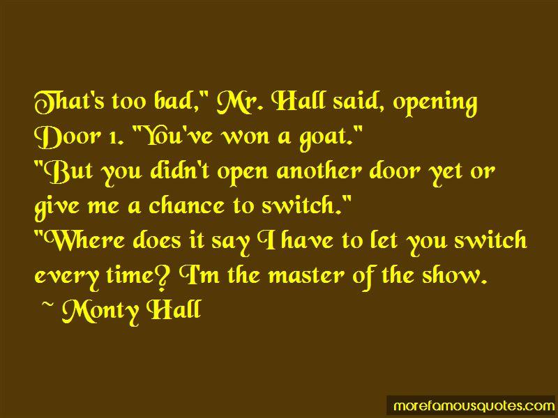Show Goat Quotes
