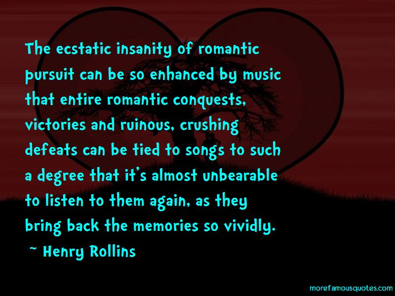 Songs Bring Back Memories Quotes