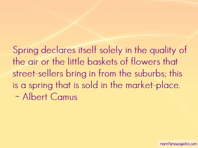 Street Sellers Quotes