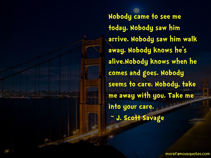 Take Me Away With You Quotes