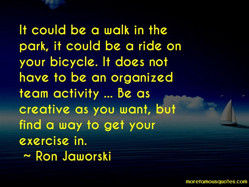 Team Activity Quotes