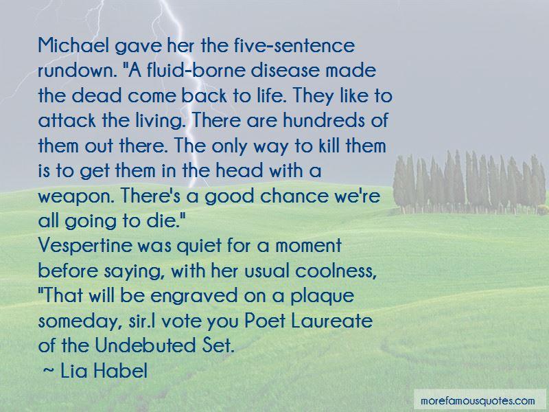 The Vespertine Quotes Pictures 2