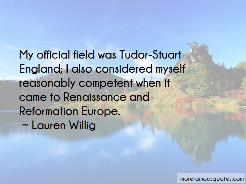 Tudor Quotes