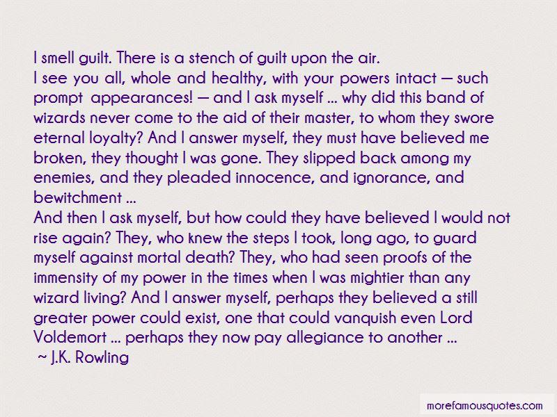 Vanquish Enemies Quotes