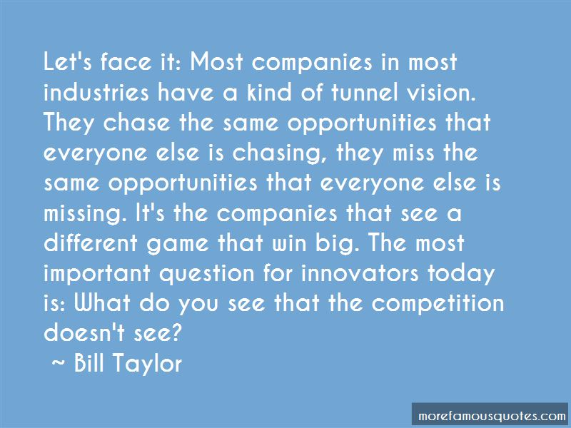 Vision Industries Quotes