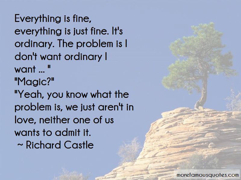 What The Problem Quotes