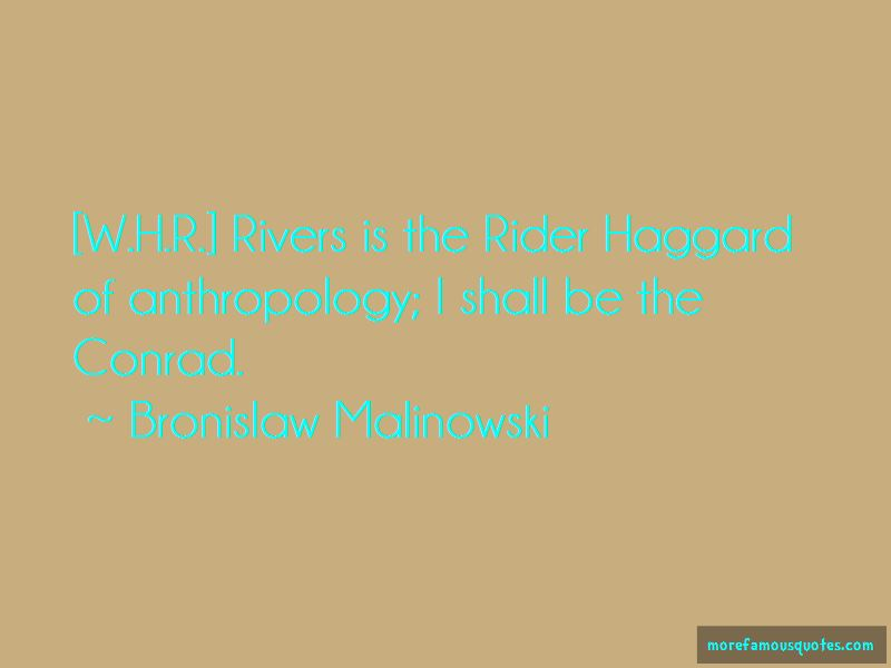 Whr Rivers Quotes