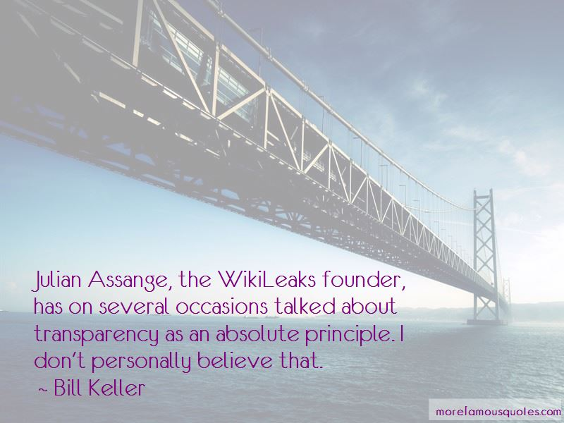 Wikileaks Assange Quotes