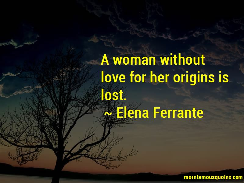 Woman Without Love Quotes